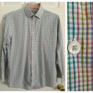 English Laundry Mens LS Dress/Casual Shirt